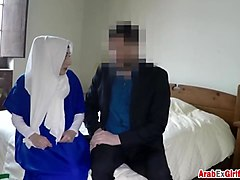Missionary Reverse Cowgirl Arab Girl