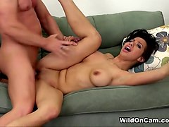 Kimmy Lee in Kimmy Lee Fucked - WildOnCam