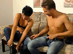 xxx omas - tattooed german granny loves a hard nailing and a creamy mouthwash
