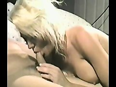sexy blonde girl likes drawing a cock in 69 location