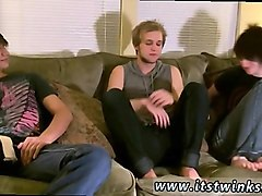 teen gay videos porn and blowjobs gay emo erik, tristan and