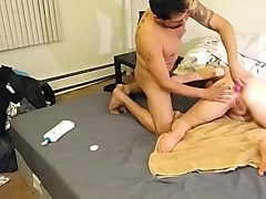 Amateur wife sex tape part 1