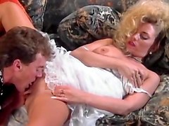 Lovely Couples Enjoys Some Hot Lovemaking Action