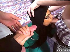 muslim woman gangbang and arab honeymoon desperate arab woman fucks for money