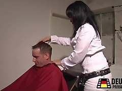 kinky german couple have a hot fuck session