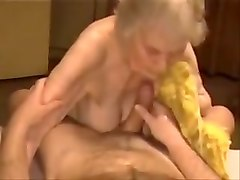 Exotic Amateur record with Grannies, POV scenes