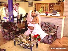 private.com - anal threesome with sandra iron and bianca