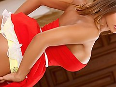 Madison Ivy in Red Is Hot, Madison Is Hotter - TwistysNetwork