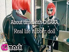 real life rubber doll