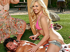 Kelly Leigh & Summer Day & Tommy Gunn in I Caught My Daughter Fucking My Boyfriend, Scene #04 - DevilsFilm