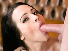 Dallas Black in Deep Throat This - Swallow Edition, Scene #04 - PeterNorth