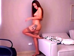Linda Colombiana en la webcam 2