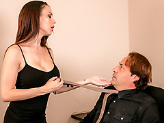 Mckenzie Lee & Eric John in Seduced By The Boss's Wife #07, Scene #01 - DevilsFilm