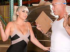 Nina Kayy & Derrick Pierce & Jack Vegas in Seduced By The Boss's Wife #07, Scene #02 - DevilsFilm