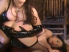 Coral Begs To Be Spanked by Her Mistress