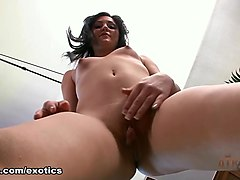 Crazy pornstar Renee Roulette in Hottest Casting, Solo Girl xxx movie