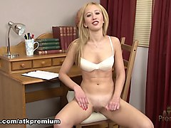 Fabulous pornstar in Hottest Casting, Solo Girl xxx video