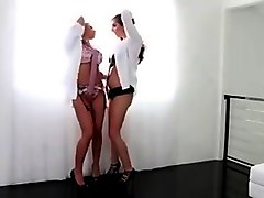 Shirt and Tie Lesbians 2 Scene 4