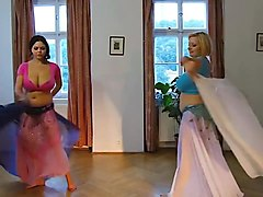 Big Titty Belly Dancing