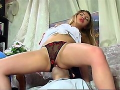 Amazing Homemade movie with Stockings, Anal scenes
