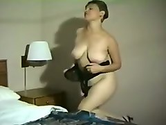 Wife Takes Huge Black Cock in a Hotel--Hubby Watches
