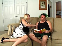 Stepmom & Stepson Affair 48 (Mom's crunk & Horny)