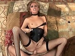 Horny Amateur movie with Stockings, Anal scenes