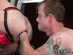old gay movie fist and twink anal fisting tatted bombshell b