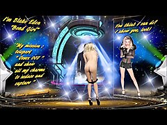 blake eden full strip virtua strptease