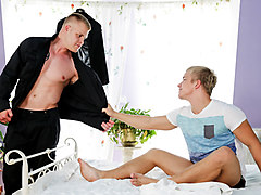 Paul Fresh & Karl A in Men In Uniform #04 Video - MaleReality