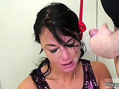 mom gets fucked by her playmate talent ho