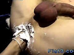 movies of deep gay double anal fisting and s with reagan fuc