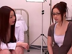 Amazing Japanese chick Risa Kasumi in Best Blowjob JAV scene