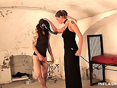 sexy german femdom mistress loves having fun as she is
