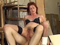 Hottest Amateur movie with Stockings, Anal scenes