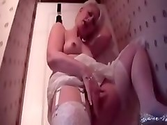 Horny Amateur movie with Solo, Lingerie scenes