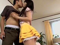 Crazy Japanese slut Yuria Ayane in Exotic Doggy Style, Big Tits JAV scene