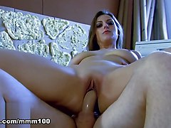 Maya & Terry in Sex For Money... Larry Gonna Bang That Roamanian Slut - MMM100