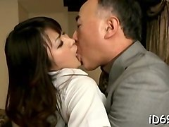 girl cumcovered after sex asian film 5