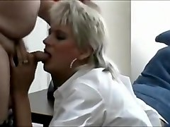 Exotic Amateur record with Blonde, Grannies scenes