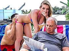 Harley Jade in Dont Tell Grandpa - AssParade