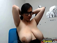 Hot Busty Babe Fuck by His Partner