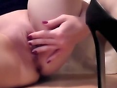 Sexy Busty Teen Play With Pussy Till Orgasm