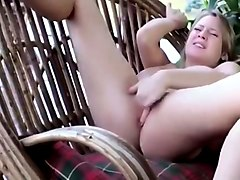 Hottest Homemade video with Outdoor, Masturbation scenes