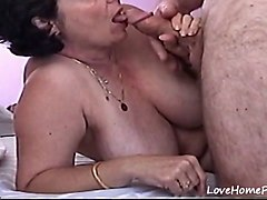 mature couple posting their first video on the net
