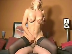 slender milf living nextdoor enjoys riding my shaft