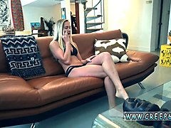 tight teen rough hd and extreme creampie gangbang xxx she gags on it but gives him a