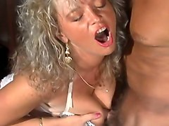 lovely cock hungry blonde milf even closes her eyes