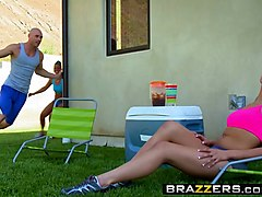 brazzers - big tits in sports - jayden lee and johnny sins - capture the vag