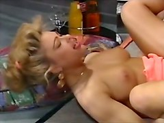 hairy man licks hairy pussy of german girl and fucks her